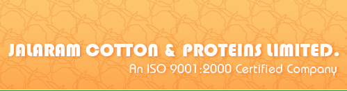 Jalaram Cotton & Proteins Limited.